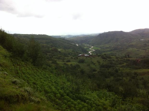 descente sur Ambohibary