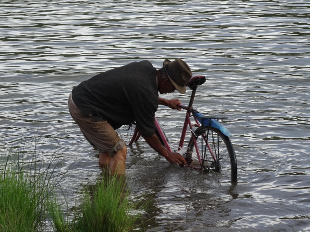 lavage vélo