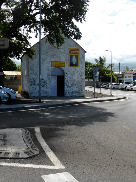 chapelle Bois d'Olives