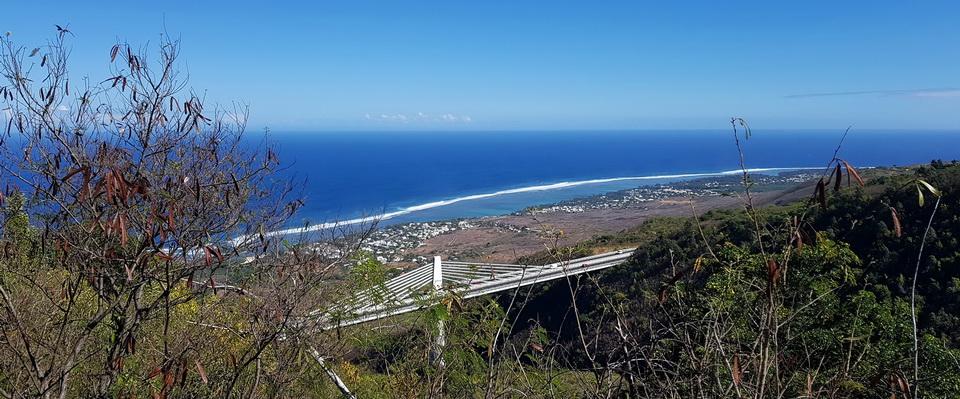 Circuits île de la Réunion, Route des Tamarins les Trois Bassins