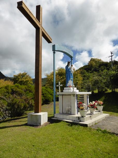 point départ chemin de croix