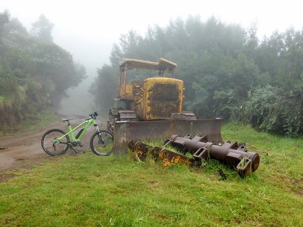 pistes du Dimitile tracteur à chenille D6