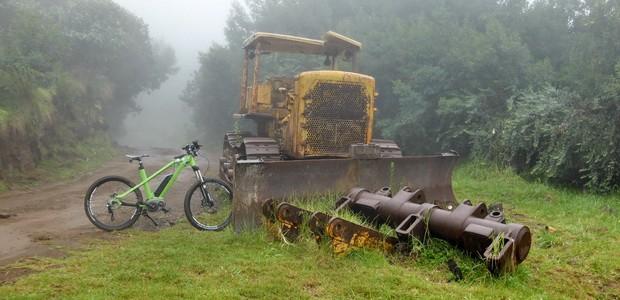 tracteur à chenille D6