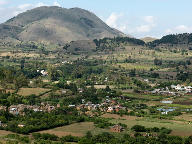 village Antaboaka hôtel Relai de la vierge