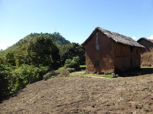 village Antsakarivo dôme Antsakarivo