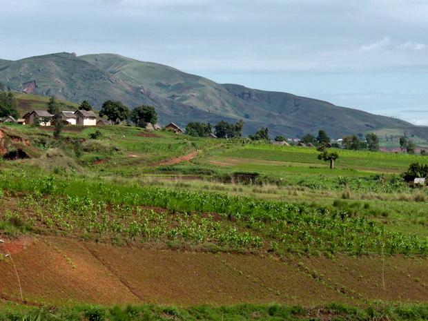 Vallée de la Sahora : village Sahora