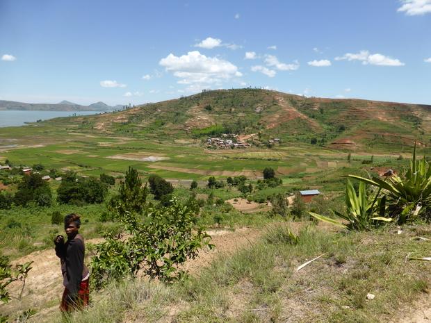 Village Ambatomisangy