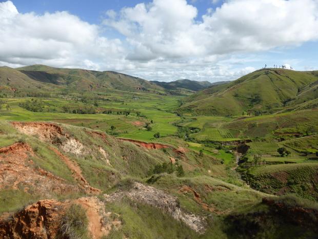 vallée de la Sahora