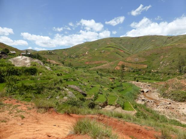 village Ambatomainty : la vallée de la mort!!