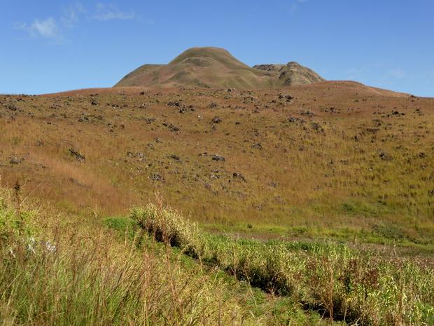 coulées de lave du Andranonatoa