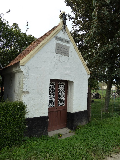 chapelle de Journy