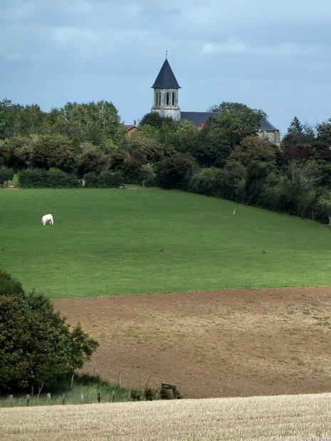 église de Quercamps