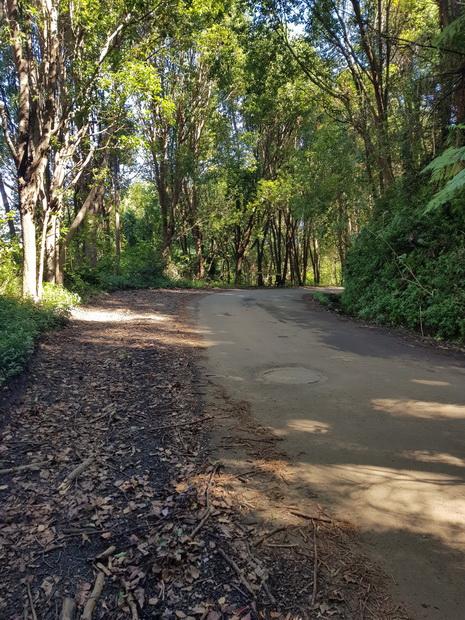 chemin des remparts