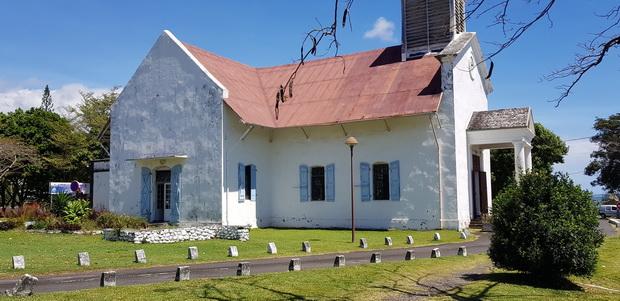 Chapelle Blanche Ste Marie