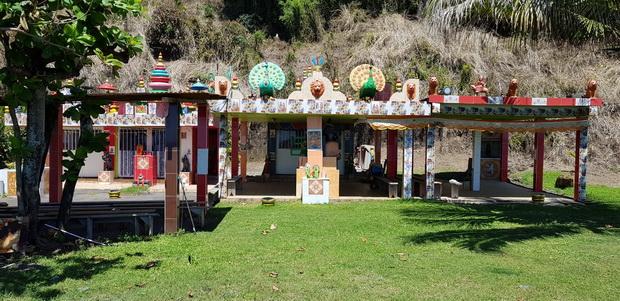 chapelle tamoule du front de mer