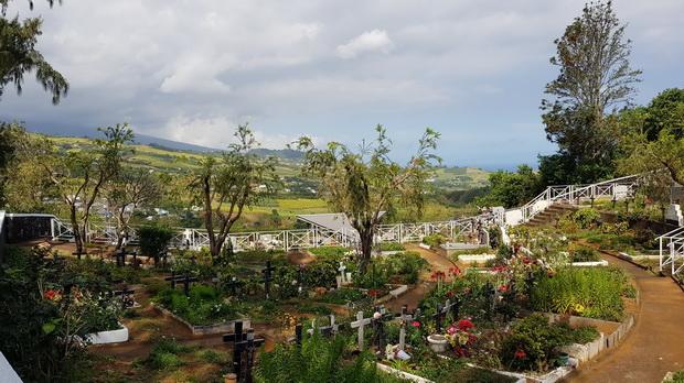 cimetière Petite-Île