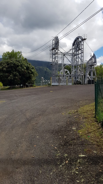 Téléphérique du Pont d'Yves