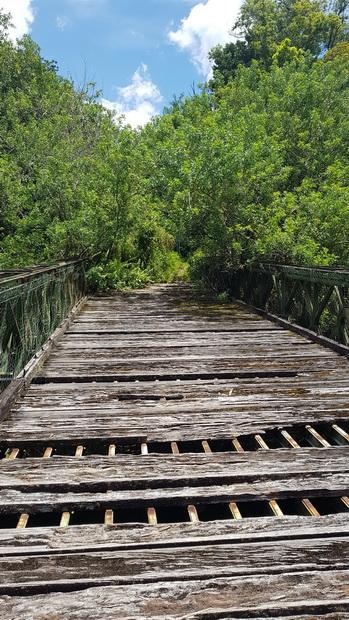 pont désaffecté Matouta
