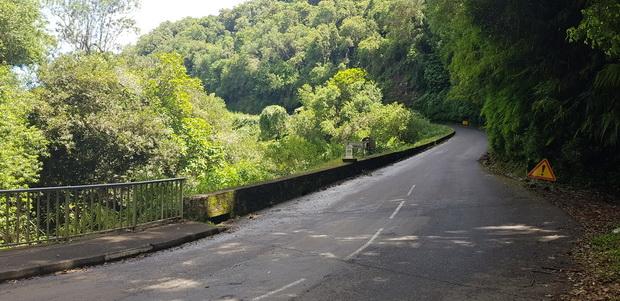 Ravine Petite-île
