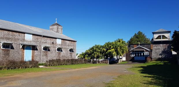 Eglise des Lianes