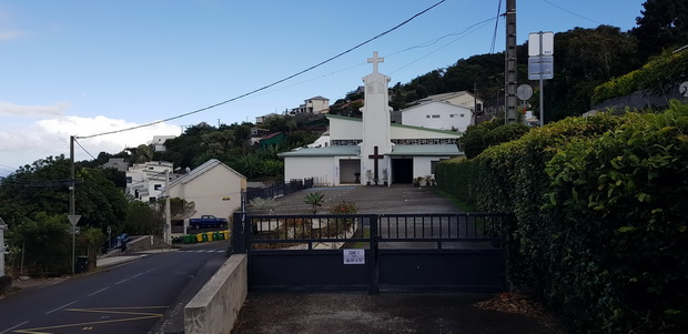 Eglise Ravine Sèche