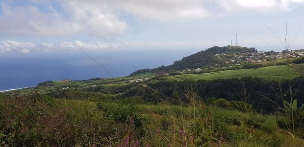 Chemin Alambic, Piton Calvaire